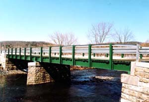 Milesburg Bridge Project